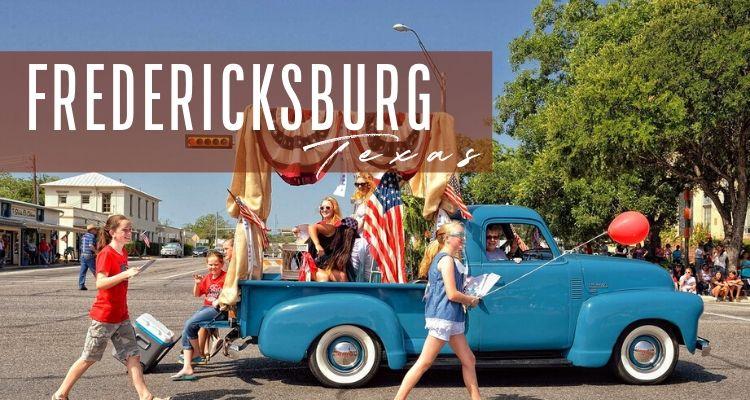 CWS 4th of July in Fredericksburg TX