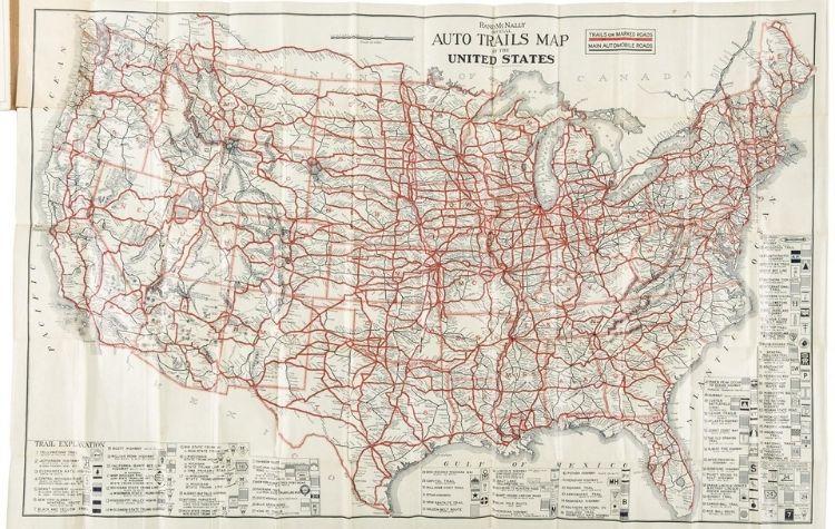 auto trails map